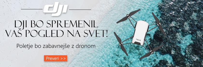 DJI droni