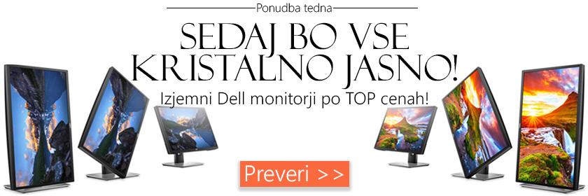 Dell monitorji