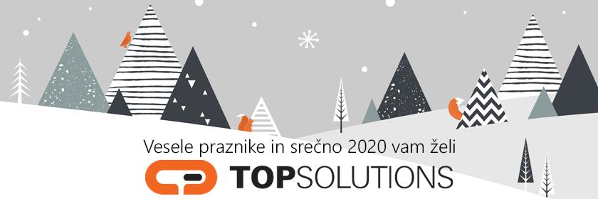 Srečno novo leto 2020!