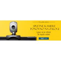Spletne kamere ponovno na zalogi