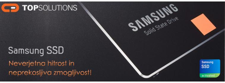 Samsung SSD diski