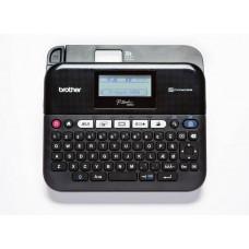 Brother PT D450VP, tiskalnik nalepk, v kovčku
