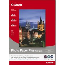 Canon SG-201 foto papir, A4, 260g/m2 - 20 kos