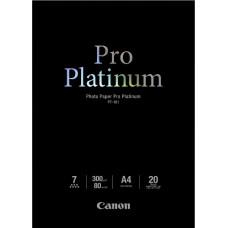 Papir CANON PT-101 A4; A4 / gloss / 300gsm / 20 listov
