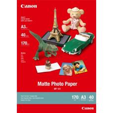 Papir CANON MP-101 A3; A3 / matt / 170gsm / 40 listov