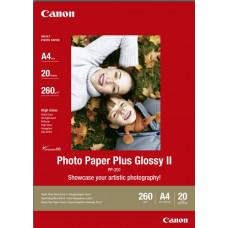 Canon PP-201 foto papir, A4, 265g/m2 - 20 kos