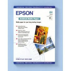 PAPIR EPSON A4, 50L ARCHIVAL MATTE