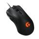 Gigabyte XM300 Gaming miška 6400 DPI, USB, črna
