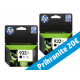 HP originalno dvojno pakiranje kartuše 932 XL, črna, 2x1000 str