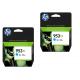HP originalno dvojno pakiranje kartuše 953 XL modra, 2x1600 str