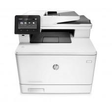 Večfunkcijska barvna Laserska naprava HP Color LaserJet Pro MFP M477fdw (CF379A#B19)