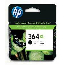 HP originalna XL kartuša 364XL črna za 550 str., CN684E