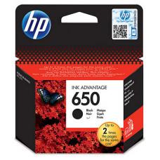 HP originalna kartuša 650 črna za 360 str., CZ101AE