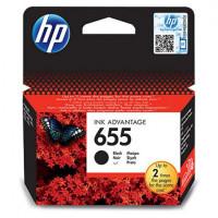 HP originalna kartuša 655 črna za 550 str., CZ109AE