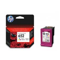 HP originalna kartuša 652 barvna za 200 str., F6V24AE