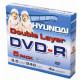 Hyundai DVD-R DL 8,5GB, Double Layer, 4x, paket 5 DVDjev