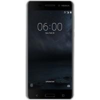 Nokia 6 LTE srebrna