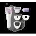 Philips Satinelle Advanced Depilator za mokro in suho uporabo BRE635/00