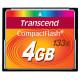 CF TRANSCEND 4GB 133X, 50/20MB/s, MLC