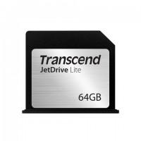 SD TRANSCEND ZA APPLE 64GB, 95/50MB/s, MLC, JetDrive Lite130 / MacBook Air