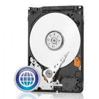 WD trdi disk 1TB SATA 3, 5400 8MB 2.5'', Blue