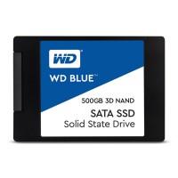 WD 500GB SSD BLUE 3D NAND 6,35(2,5